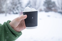 Cup of Snow, 10 Best Hot Cocoa Flavors for your Coffee Shop This Valentine's Day