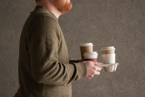 Different Sizes Coffee Cups, What Cups Should Your Buy for Your Coffee Shop