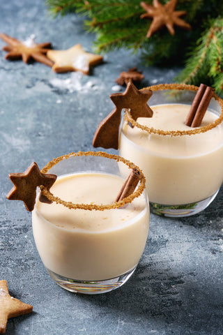 Eggnog, 10 Holiday Drinks You Need in Your Coffee Shop