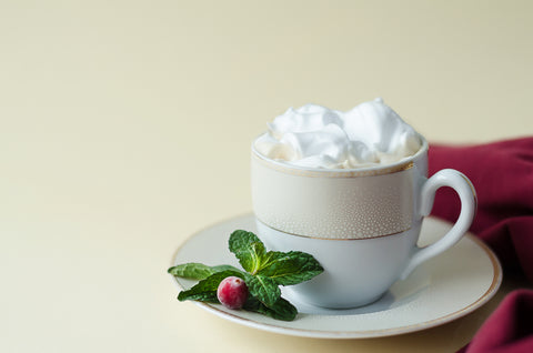 Cranberry Latte, 10 Holiday Drinks You Need in Your Coffee Shop