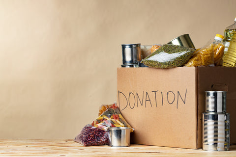 Food Donations, How to Be Charitable as a Coffee Shop this Holiday Season
