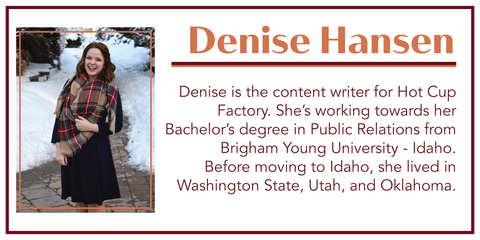 Denise Hansen, Everything You Need to Know About Lattes