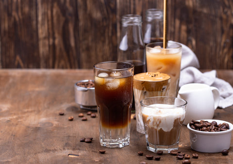 Cold Brew Coffee, 15 of the Most Common Coffee Drinks Explained