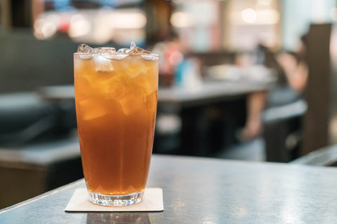 Iced tea, Top Ten Flavoring Syrups You Need in Your Coffee Shop