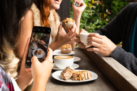 Instagram Coffee Shop, Why Your Coffee Shop Needs Social Media (and How to Do it)