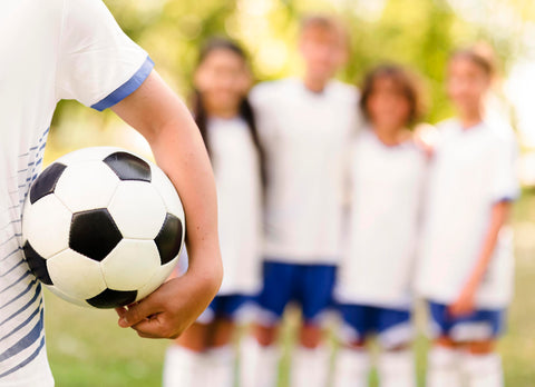 Soccer Team, How to Engage in Your Community as a Coffee Shop