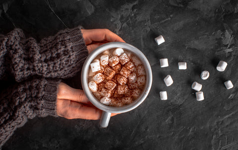 Marshmallow Hot Chocolate, 5 Thanksgiving Themed Drinks You Need in Your Coffee Shop
