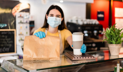 Gloves, 7 Must-Have Items for Your Coffee Shop