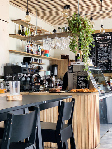 Plant Decor, How to Decorate Your Coffee Shop