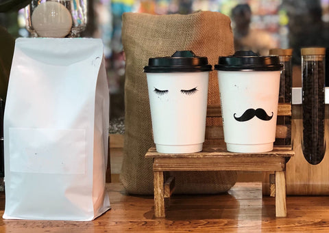 Two Hot Paper Cups, How to Set up Mobile Ordering in Your Coffee Shop