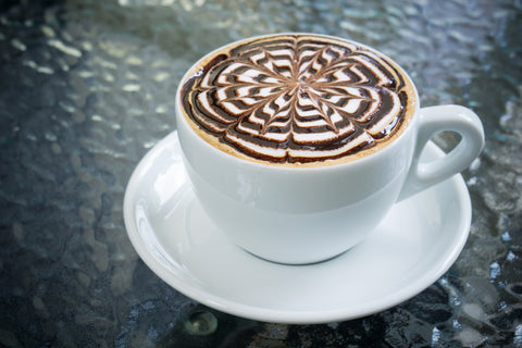 Mocha, 15 of the Most Common Coffee Drinks Explained