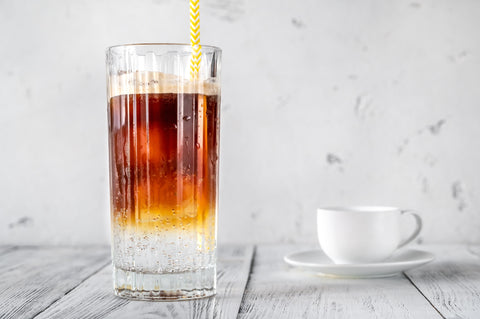 Blood Orange Tonic Coffee, 5 Drink Recipes for Your Coffee Shop this Spring