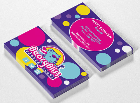 Business Cards, How to Create an Effective Logo for Your Coffee Shop