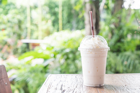Vanilla Frappe, How to Make a Rainbow Frappe