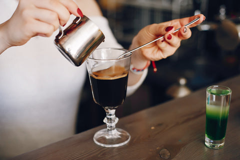 Irish Coffee, 15 of the Most Common Coffee Drinks Explained