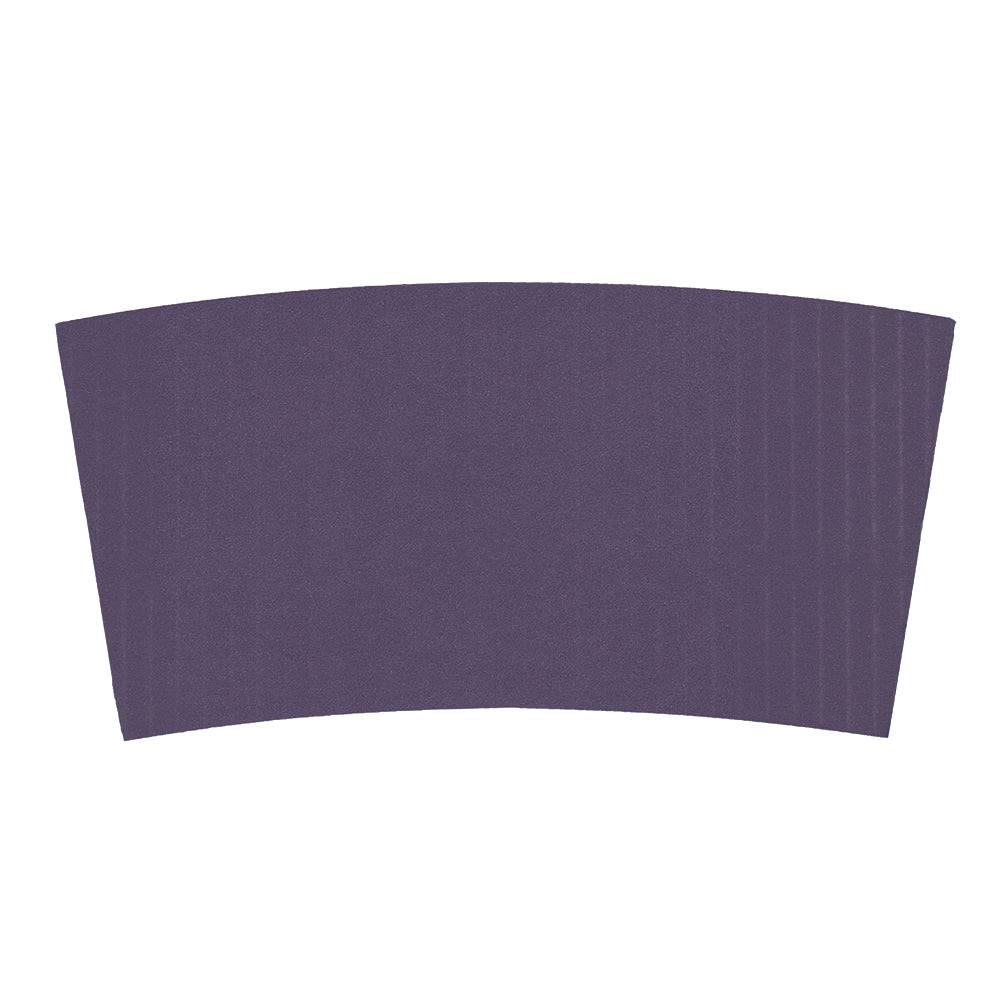 UNIQ Hot Paper Coffee Cup Indigo Sleeves - 10/12/16 oz