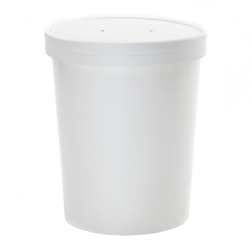 UNIQ® Quart 32 oz To Go Containers With Vented Lids