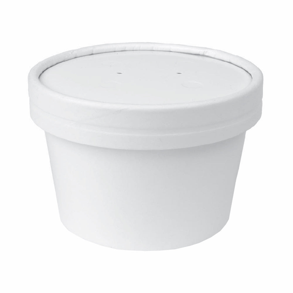 UNIQ® 8 oz To Go Containers With Vented Lids
