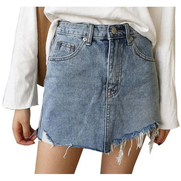 Denim Skirts-store-nir