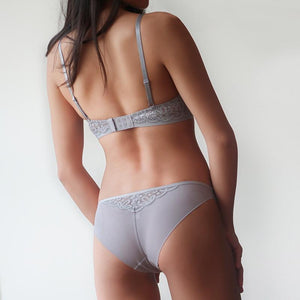 Sexy Lace Triangle cup Bra Sets-store-nir