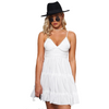 Lix White Crochet Dress-store-nir