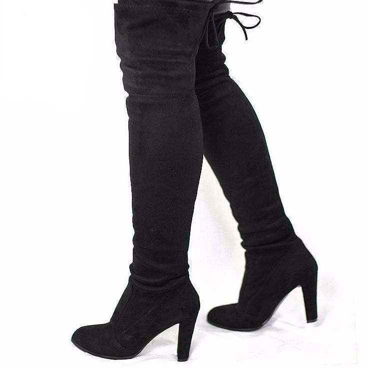 High Boots Fashion Over the Knee-store-nir