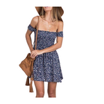 Summer Sexy Print Dress-store-nir