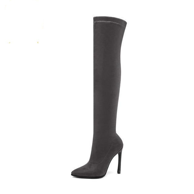 Winter Over The Knee Boots-store-nir