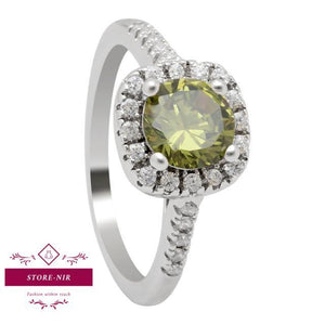 Zircon ring - store-nir
