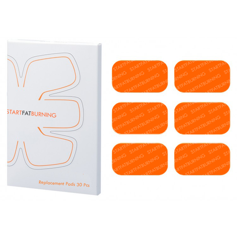 30 Replacement Gel Sheets for Training Gear 2.0