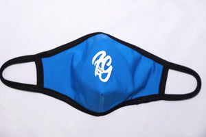 Fun and Games Face Mask Blue