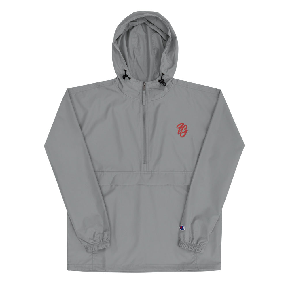 Graphite Fun & Games X Champion Jacket