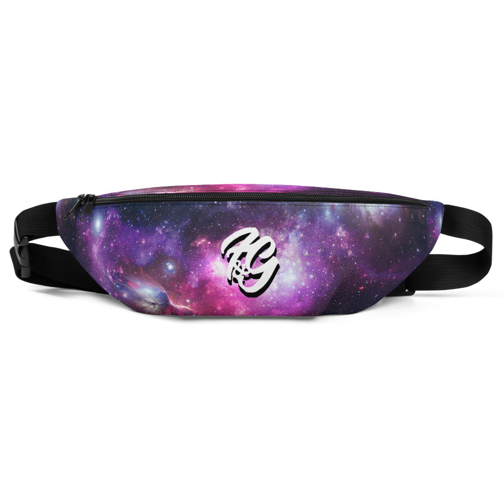 Spaced Waist Bag