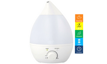 Premium Ultrasonic Aromatherapy Diffuser & Humidifier - Mist Air, Can Use With Essential Oils - Weebumz
