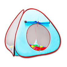 Good Quality, Foldable Kids/Children Ball Pit Tent Indoor/Outdoor Children's Play Tents - Foldable