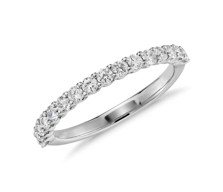 Half Eternity Band - Classic (1/3 ct tw)