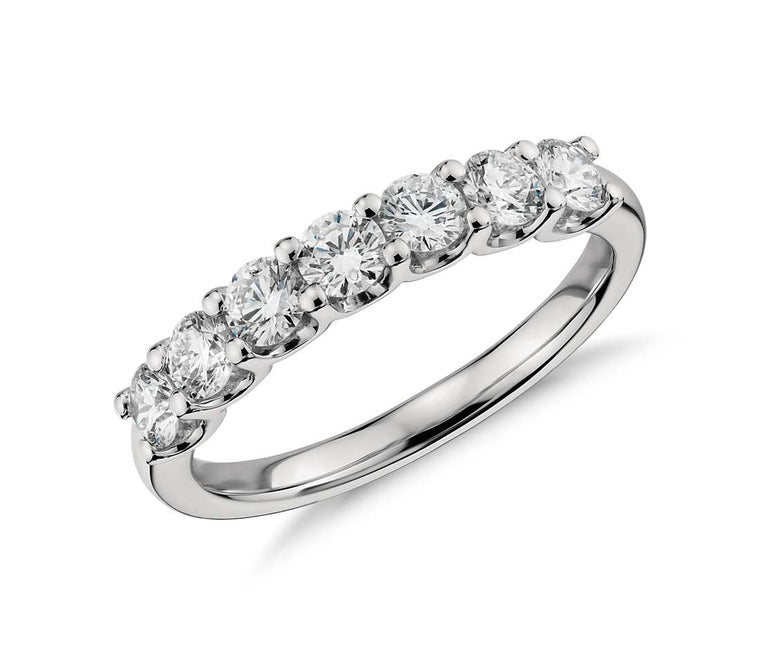 Half Eternity Band - Classic (1 ct tw)