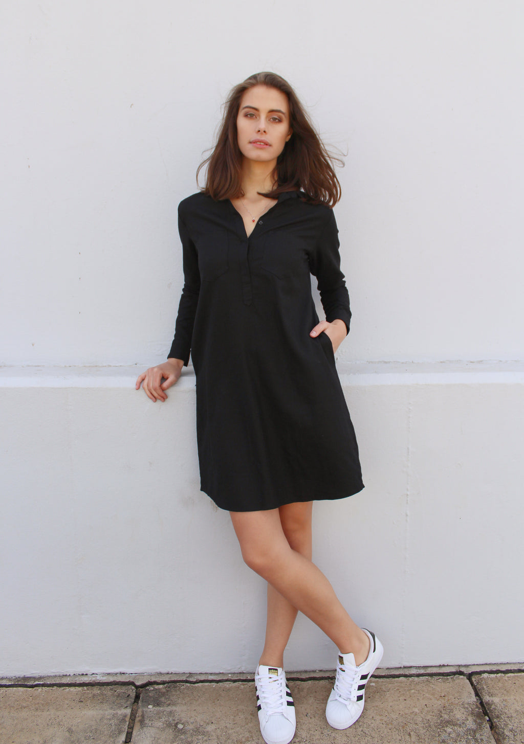 Utility dress - Danielle Frylinck Design