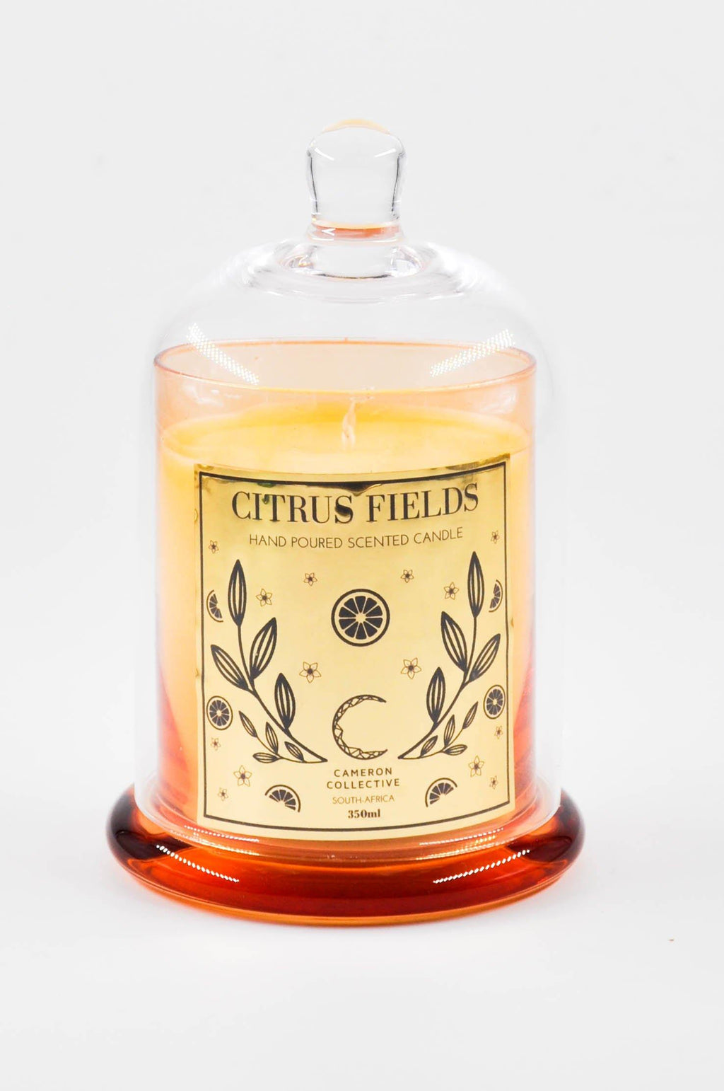 Citrus Fields Scented candle