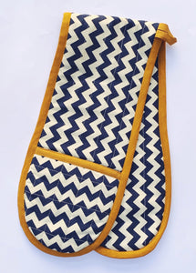 Nautical Oven Mitts