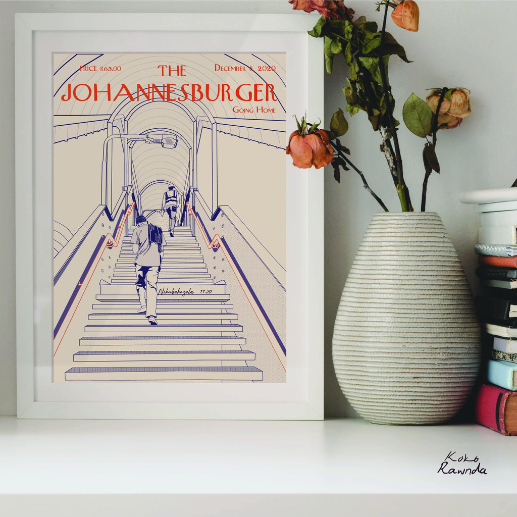 The Johannesburger Print - Dec 2020 edition