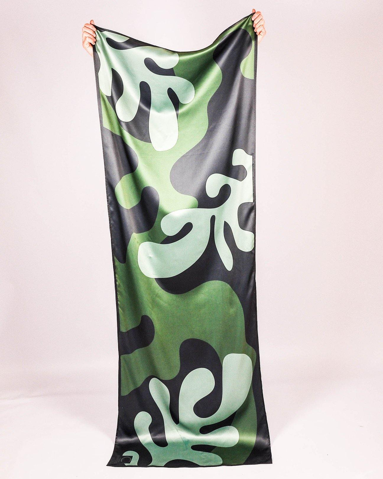 Midnight Jungle Scarf - Danielle Frylinck Design