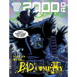 2000 AD 1951 - Corn Coast Comics