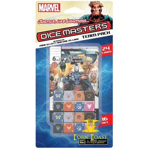 Marvel Dice Masters: Justice Like Lightning Team Pack