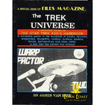 The Trek Universe : Files Magazine - Corn Coast Comics