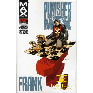 Punisher Max: Frank HC - Corn Coast Comics