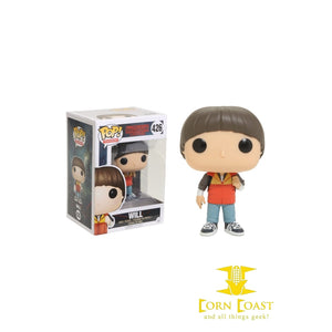 Stranger Things Will Pop Figure Funko - Corn Coast Comics