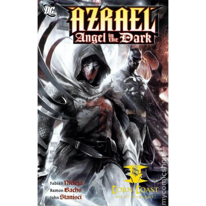 Azrael Angel In The Dark TP by Fabian Nicieza - Corn Coast Comics