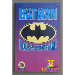 DC Heroes Role-Playing Game Batman Role-Playing Game SC (1989 Mayfair) 299 - Corn Coast Comics