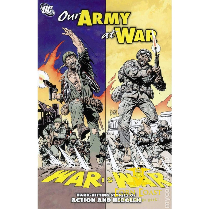 Our Army at War TPB (2011 DC) War is War - Corn Coast Comics